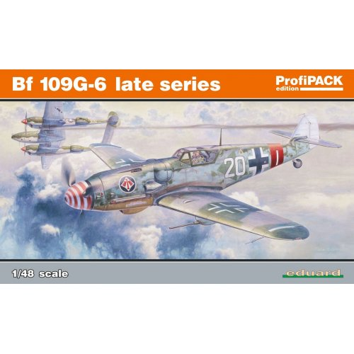 1:48 Bf 109G-6 Late Series 1:48