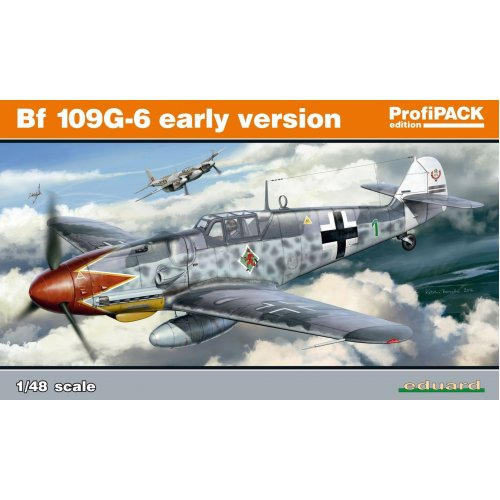 1:48 Bf 109G-6 Early Version 1:48