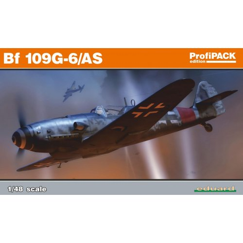 1:48 Bf 109G-6/AS 1:48