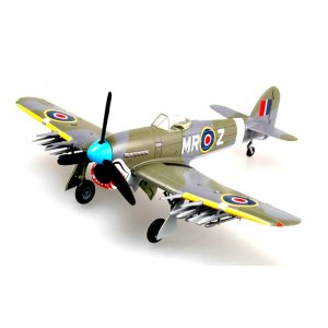 1:72 Typhoon Mk.IB - CO of 245th Squadron SLA.Zweihbergh April 1945 1:72