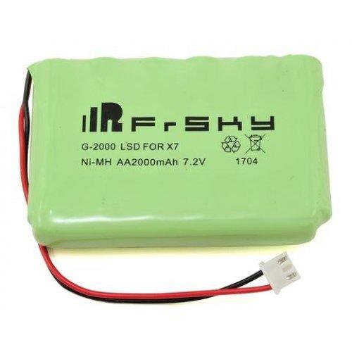 2000mAh 7.2V NiMH AA akumulator do Taranis QX7