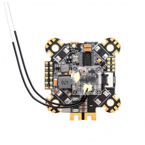 Kontroler lotu RXSR-FC OMNIBUS F4 Fireworks V2 dla dronów FPV