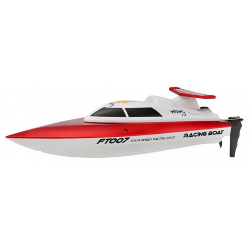 Barca Vitality 1:16 2.4Ghz, RTR, raza 150m - Rosu