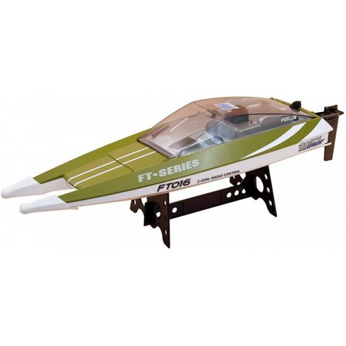 Barca Cu Motor FT016 2.4GHz RTR 47cm, 30km/h, Motor Clasa 540