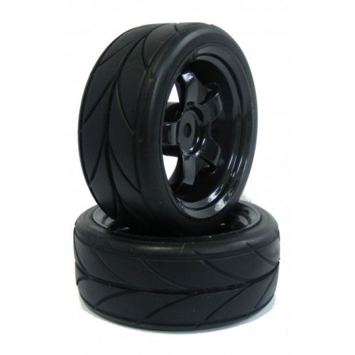 GPX On Road 1:10 wheels 2pcs - 22001B