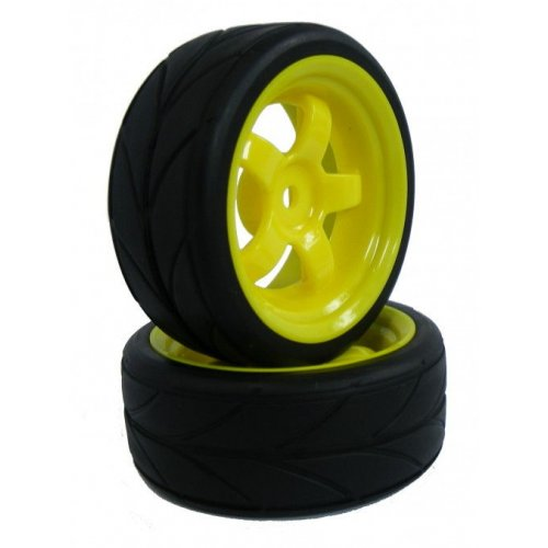 GPX On Road wheels 1:10 2pcs - 22001Y