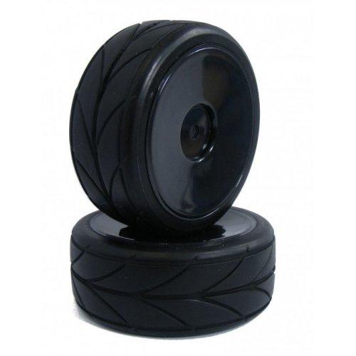 GPX On Road 1:10 wheels 2pcs - 22013B