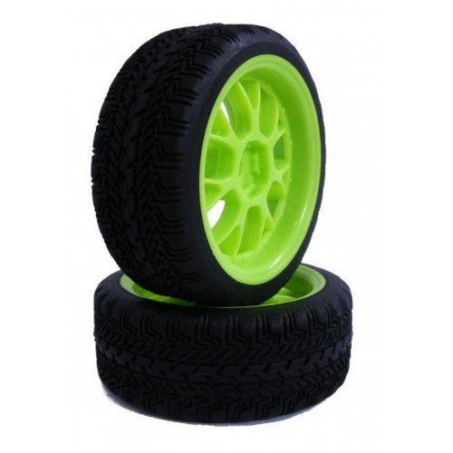 GPX On Road 1:10 wheels 2pcs - 22020G
