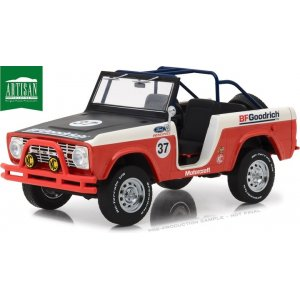 Artisan Collection - 1966 Ford Baja Bronco #37 BFGoodrich 1:18