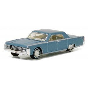 1965 Lincoln Continental - Madison Gray Metallic (Hobby Exclusive) 1:64