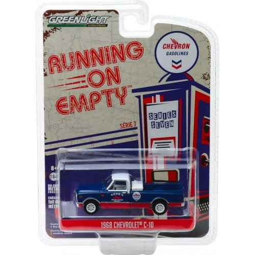 1968 Chevrolet C-10 - Chevron Solid Pack - Running on Empty Series 7 1:64