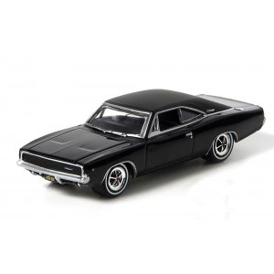 Hollywood - Bullitt (1968) - 1968 Dodge Charger R/T Solid Pack 1:64