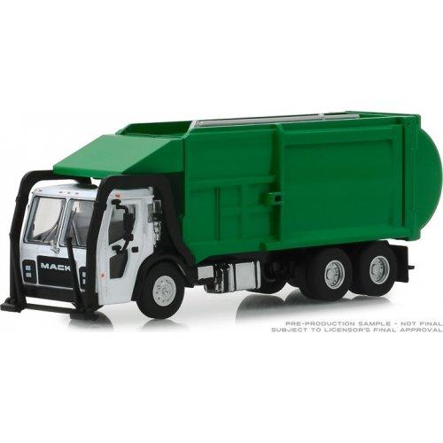 2019 Mack LR Refuse Truck Solid Pack - S.D. Trucks Series 6 1:64