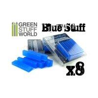 Blue Stuff Molds, 8 bars (6 gr) Не