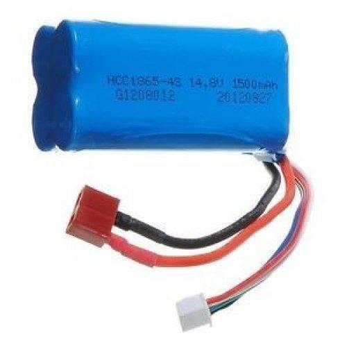 LiPo 14.8V 1500mAh cube battery - QS8006-014