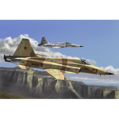 1:72 F-5E Tiger II Fighter - Re-Edition 1:72