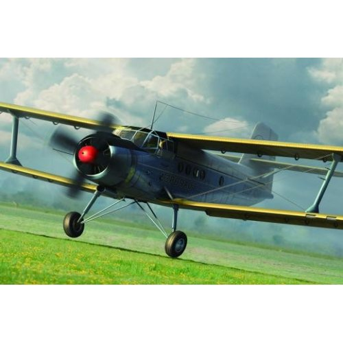 1:48 Antonov An-2M incl. Bulgarian Version 1:48