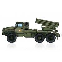 1:72 Russian BM-21 Grad Multiple Rocket Launcher 1:72