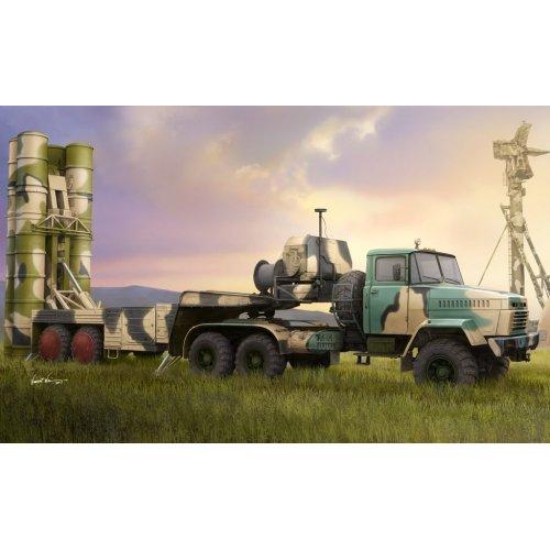 1:35 Russian KrAZ-260B Tractor with 5P85TE TEL S-300PMU 1:35