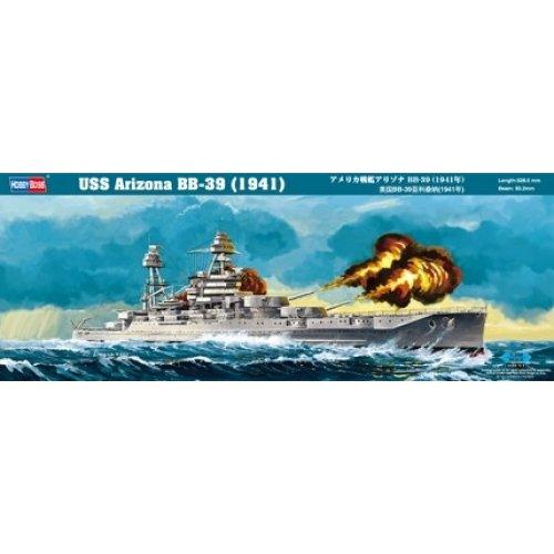 1:350 Arizona BB-39 (1941) 1:350