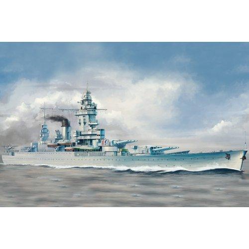 1:350 French Navy Strasbourg Battleship 1:350