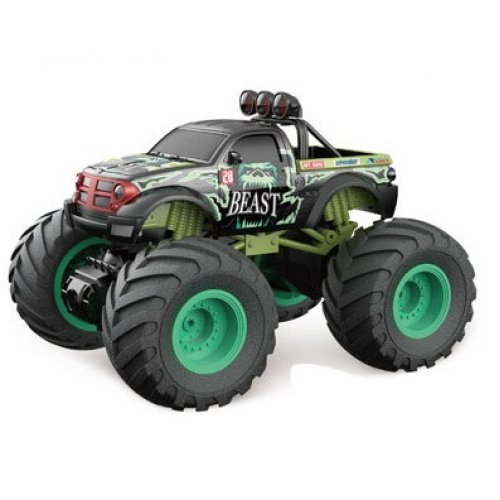 Big Foot 1:18 RTR 2.4GHz - green