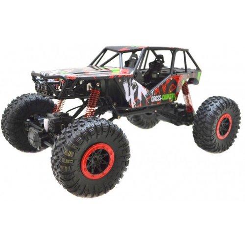 Rock Crawler 4WD 1:10 - Red