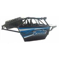 Karoseria do Rock Crawler 4WD 1:18 - Niebieska