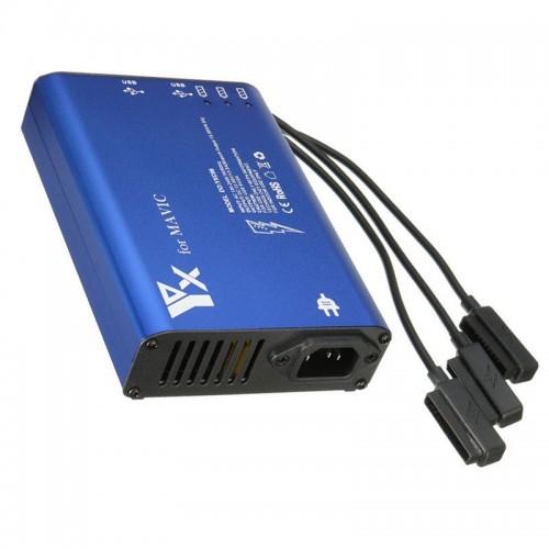 Hub Å'adowania 3 akumulatory + 2 USB do DJI Mavic Pro