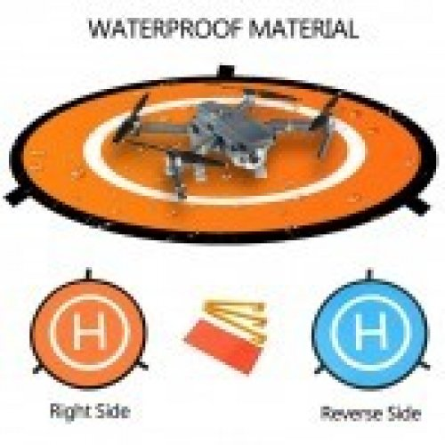 Mata - lÄ…dowisko dla drona