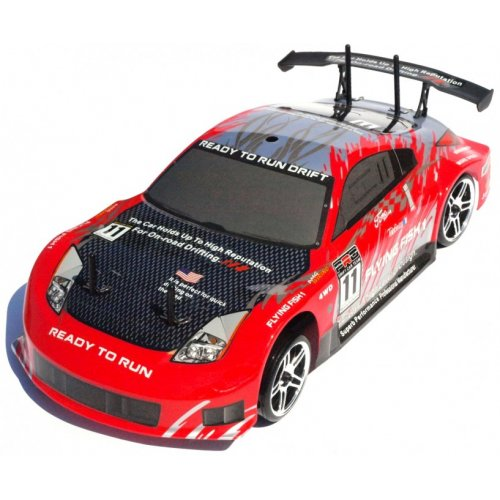 Himoto DRIFT TC 1:10 2.4GHz RTR (HSP Flying Fish 1)- 12310