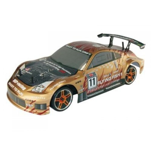 Himoto DRIFT TC 2.4GHz Brushless (HSP Flying Fish 1)- 12311