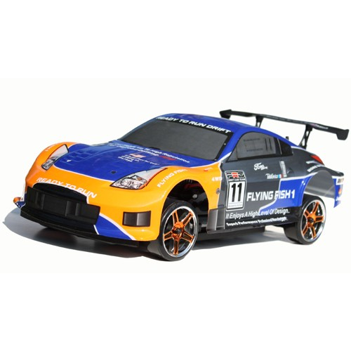 Himoto DRIFT TC 2.4GHz Brushless (HSP Flying Fish 1)- 12314