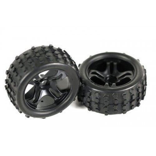 Buggy wheels 1:18 2pcs - 58135