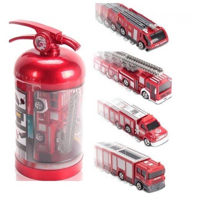 Masina de Pompier cu Telecomanda 1.58
