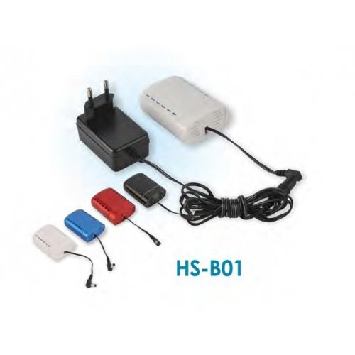 Battery Set HS-B01 with charger (black) Не