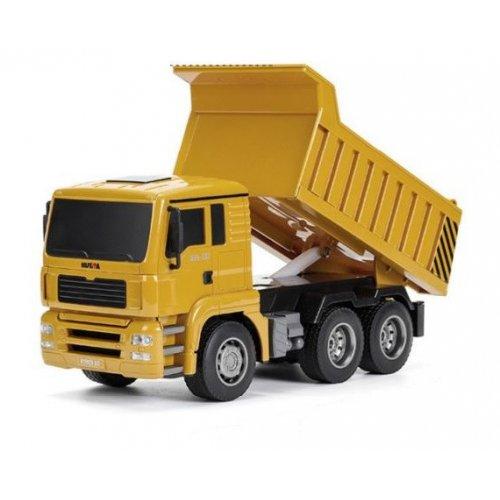 Masina Htoys Dump truck 1:18 6CH 2.4GHz RTR cu telecomanda