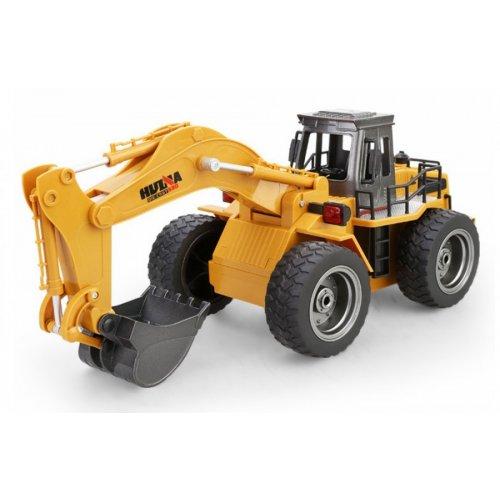 Excavator 1:18 6CH 2.4GHz RTR