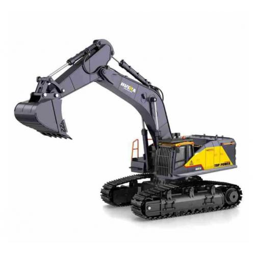 Excavator H-toys, Excavator cu cupa metal cu telecomanda