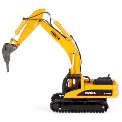 Excavator de foraj (scara 1:50, stivuitor manual)