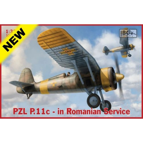 1:32 P11C Romanian Servis 1:32