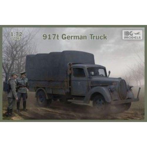 1:72 917T German Truck 1:72
