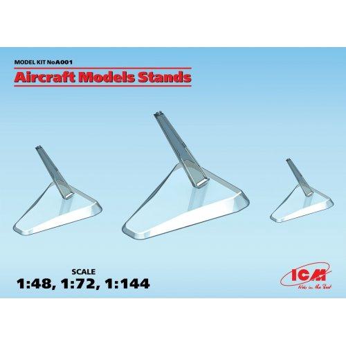 Aircraft Models Stands (1:48, 1:72, 1:144) Не