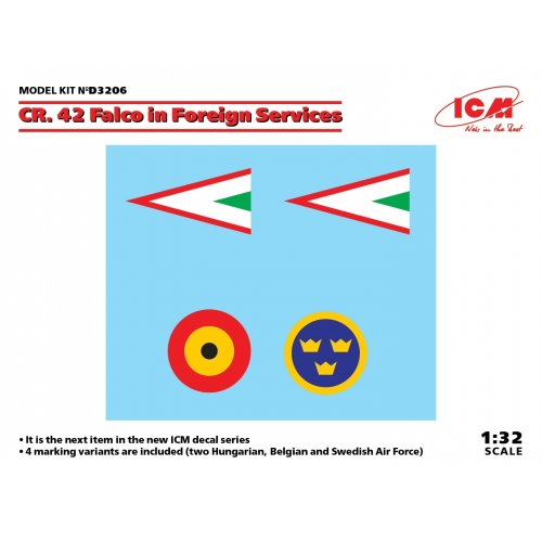 1:32 CR. 42 Falco in Foreign Services 1:32