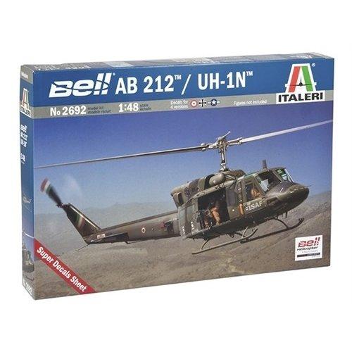 1:48 BELL AB212/UH-1N 1:48