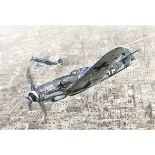 1:48 MESSERSCHMITT Bf-109 K4 1:48