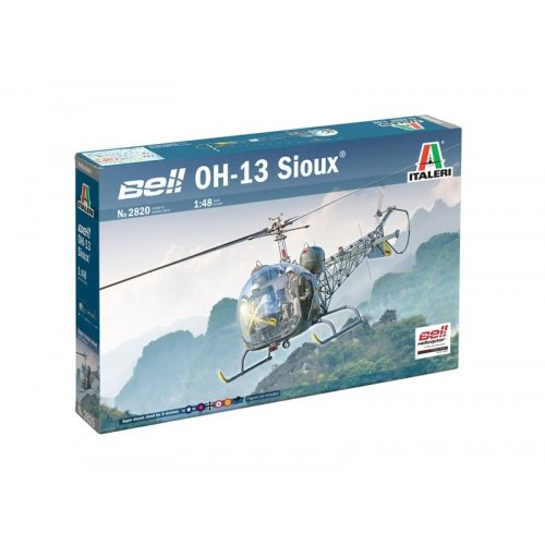1:48 Bell OH-13 Sioux 1:48