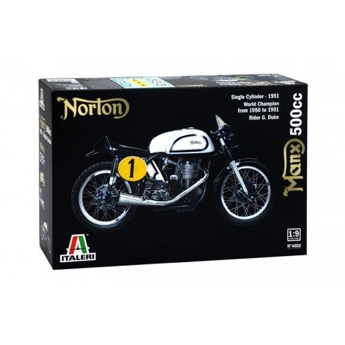 1:9 NORTON MANX 500cc 1951  1:9