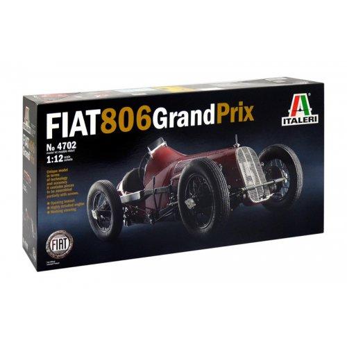 1:12 FIAT 806 GRAND PRIX 1:12