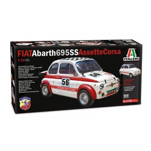 1:12 FIAT Abarth 695SS/Assetto Corsa 1:12